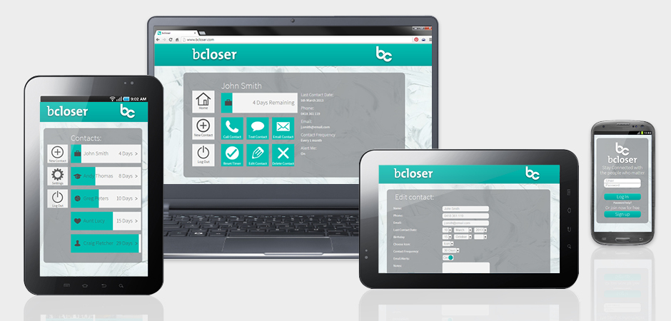 Responsive Web Design Screens